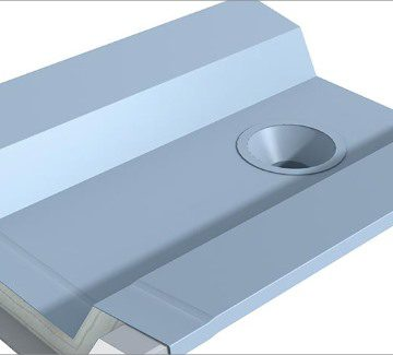 Membrane Lined Gutter Fabrication