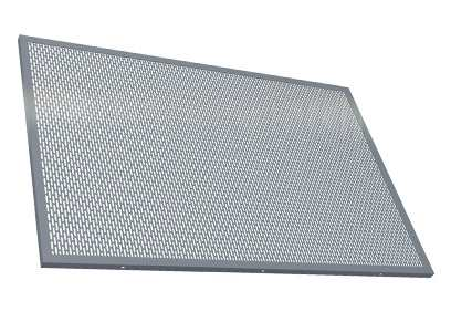 Perforated Cassette Panel Fabrications