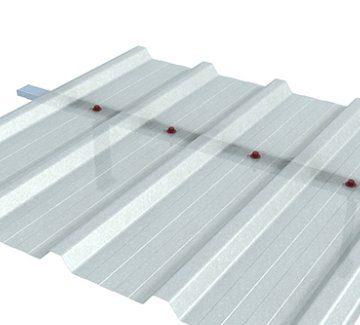Rooflight metal cladding roofing trimform fabrications