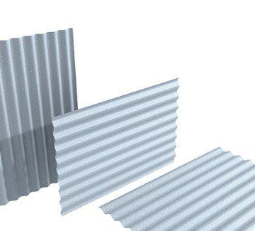 TF18 610S metal cladding trimform fabrications