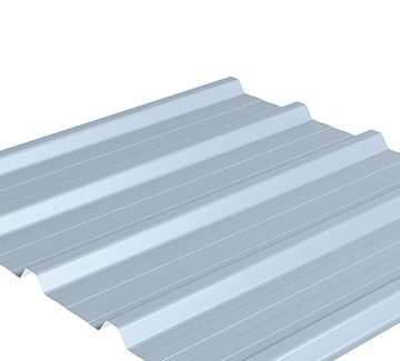 TF32 1000L metal roofing cladding trimform fabrications