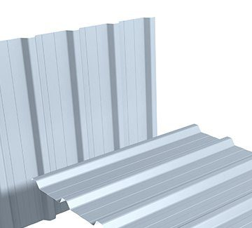 TF32 1000R metal roofing cladding trimform fabrications
