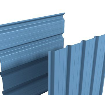 TF32 1000W metal roofing cladding trimform fabrications