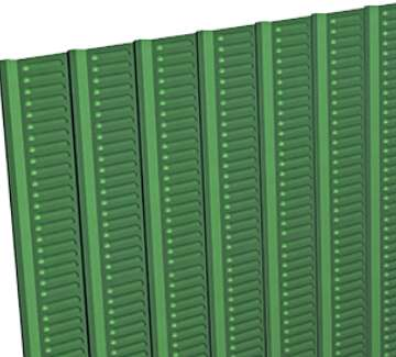 Vented Wall Panels